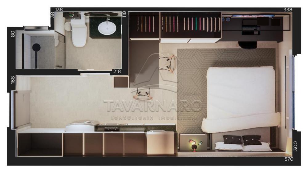 Comprar Apartamento / Studio em Ponta Grossa - Foto 5