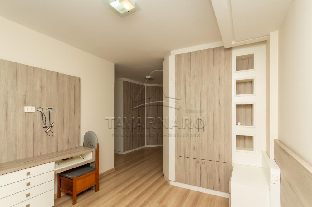 Ponta Grossa Apartamento Locacao R$ 2.300,00 Condominio R$1.805,00 4 Dormitorios 2 Suites Area construida 352.40m2