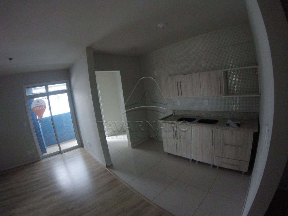 Alugar Apartamento / Padrão em Ponta Grossa apenas R$ 1.330,00 - Foto 2