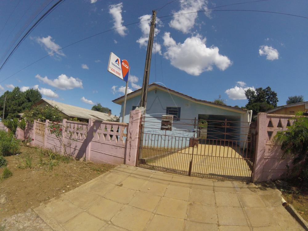 Alugar Casa / Padrão em Ponta Grossa apenas R$ 450,00 - Foto 1