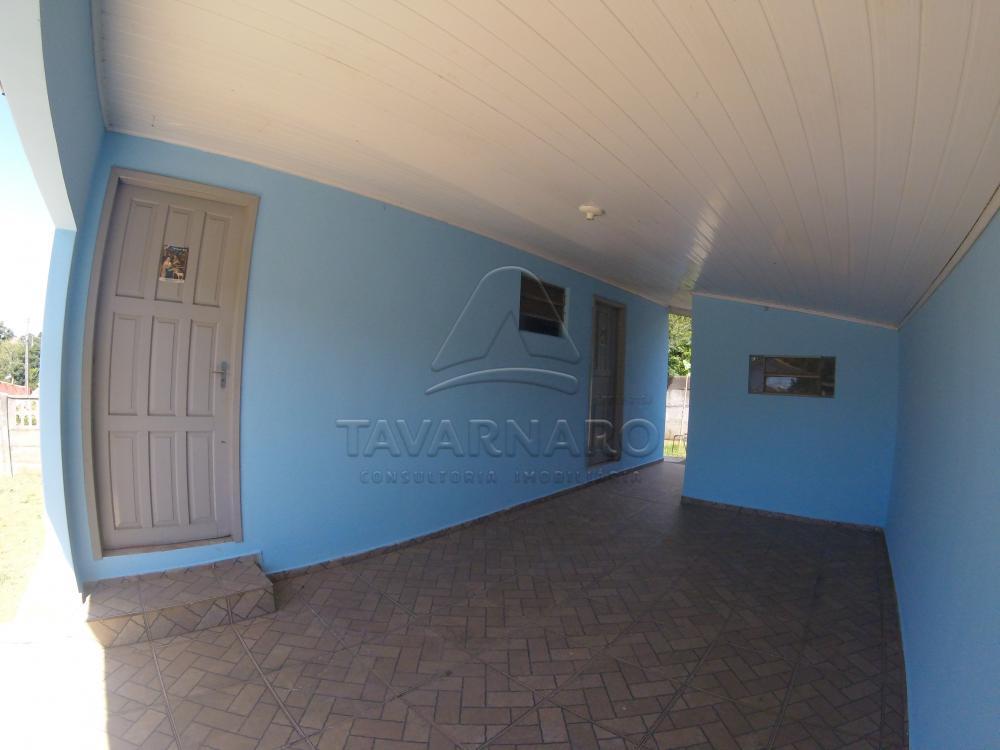 Alugar Casa / Padrão em Ponta Grossa apenas R$ 450,00 - Foto 2