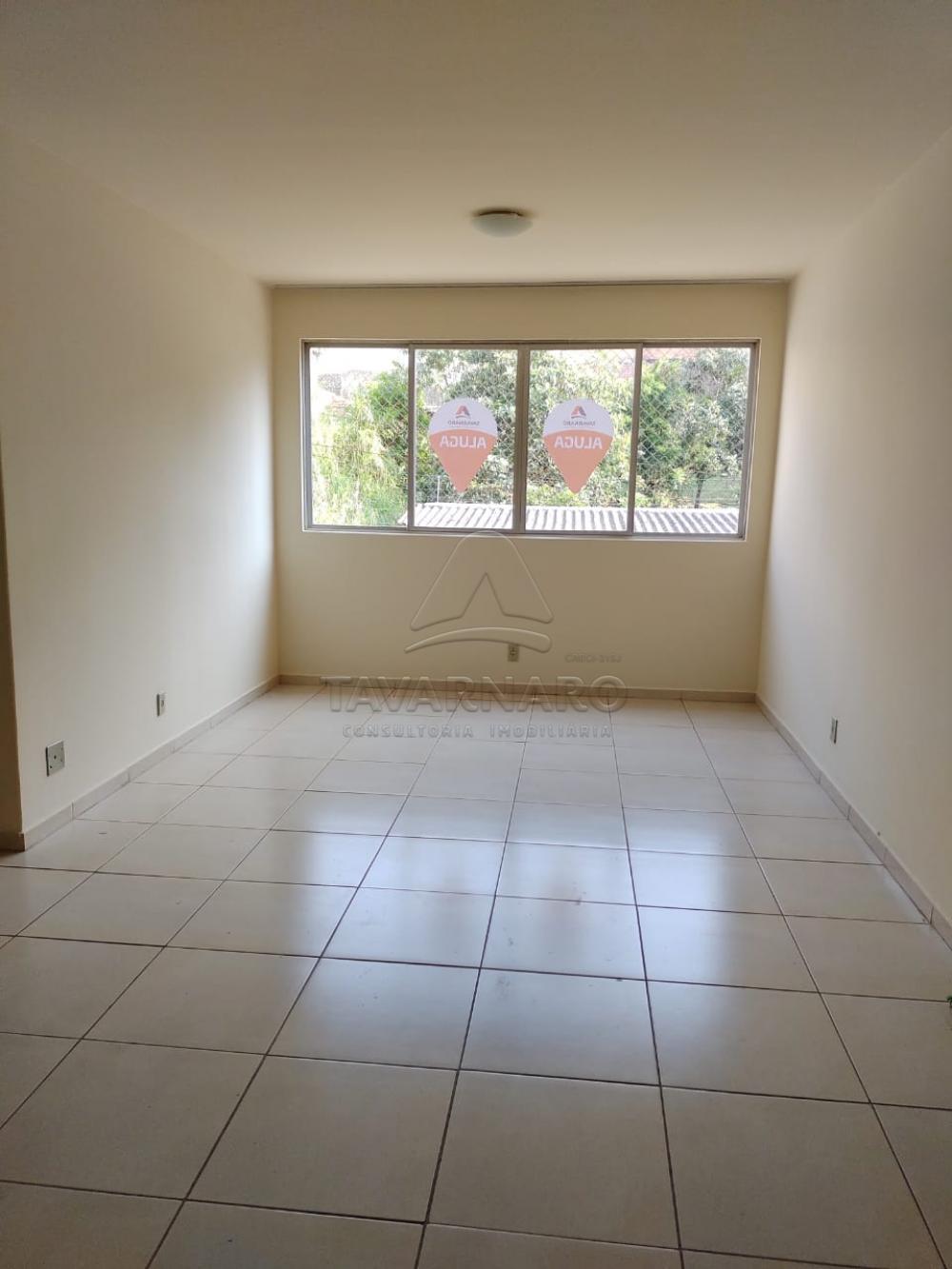 Alugar Apartamento / Padrão em Ponta Grossa apenas R$ 820,00 - Foto 1