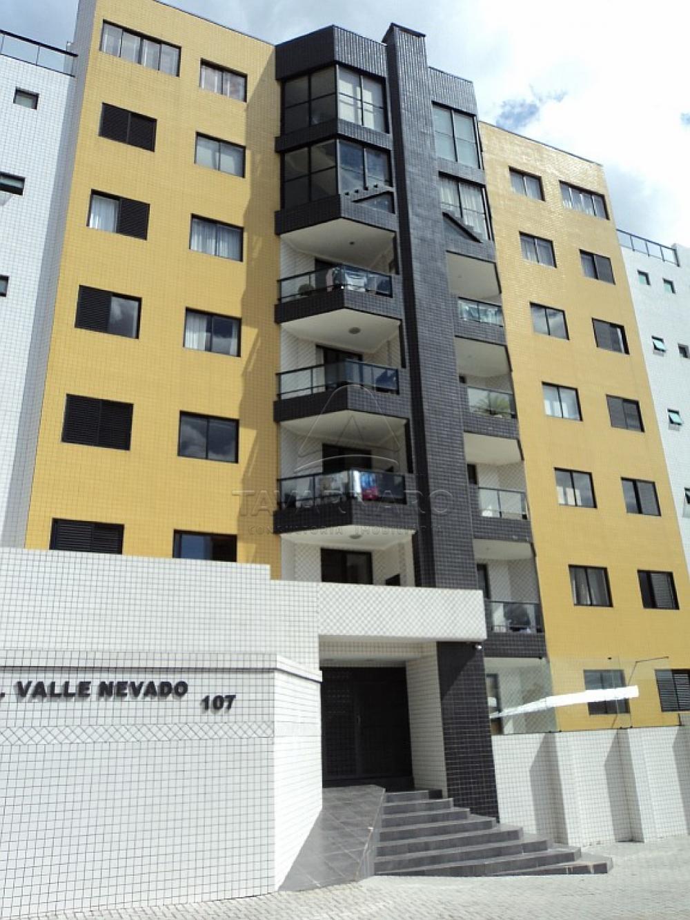 Alugar Apartamento / Padrão em Ponta Grossa apenas R$ 2.400,00 - Foto 1