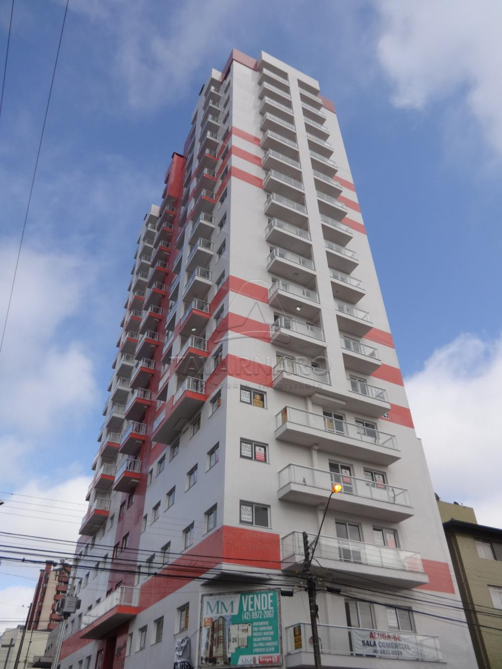 Alugar Apartamento / Padrão em Ponta Grossa apenas R$ 750,00 - Foto 1