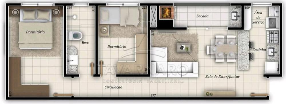 Comprar Apartamento / Padrão em Ponta Grossa apenas R$ 180.000,00 - Foto 2