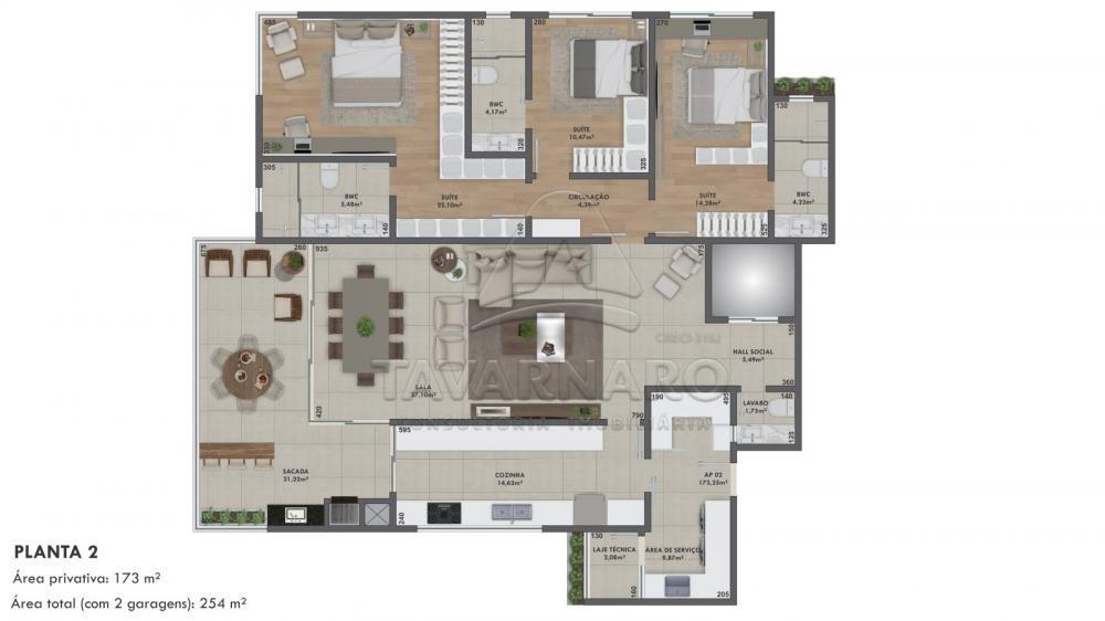 Comprar Apartamento / Padrão em Ponta Grossa R$ 975.000,00 - Foto 1