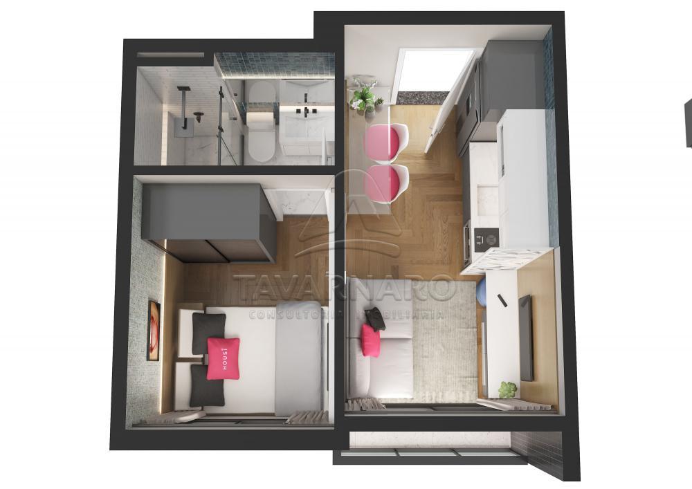 Comprar Apartamento / Padrão em Curitiba apenas R$ 193.236,75 - Foto 1
