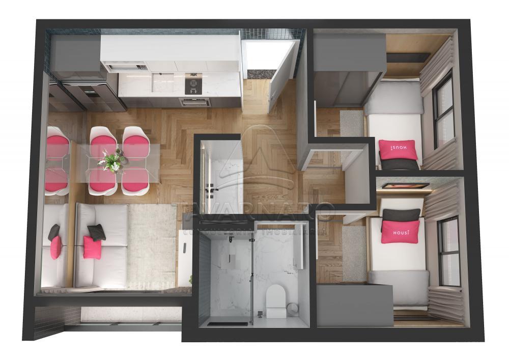 Comprar Apartamento / Padrão em Curitiba apenas R$ 297.386,88 - Foto 1