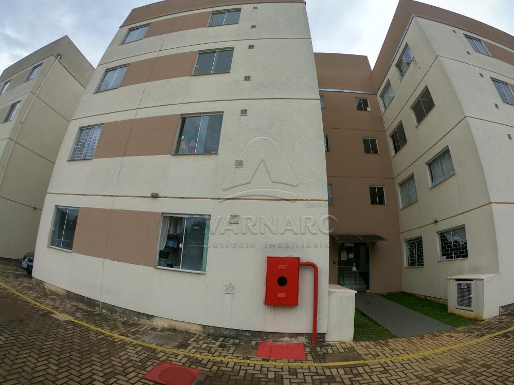 Alugar Apartamento / Padrão em Ponta Grossa R$ 600,00 - Foto 2