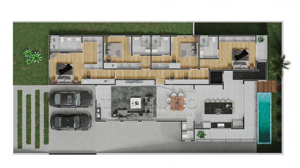 Comprar Casa / Condomínio em Ponta Grossa R$ 2.600.000,00 - Foto 11