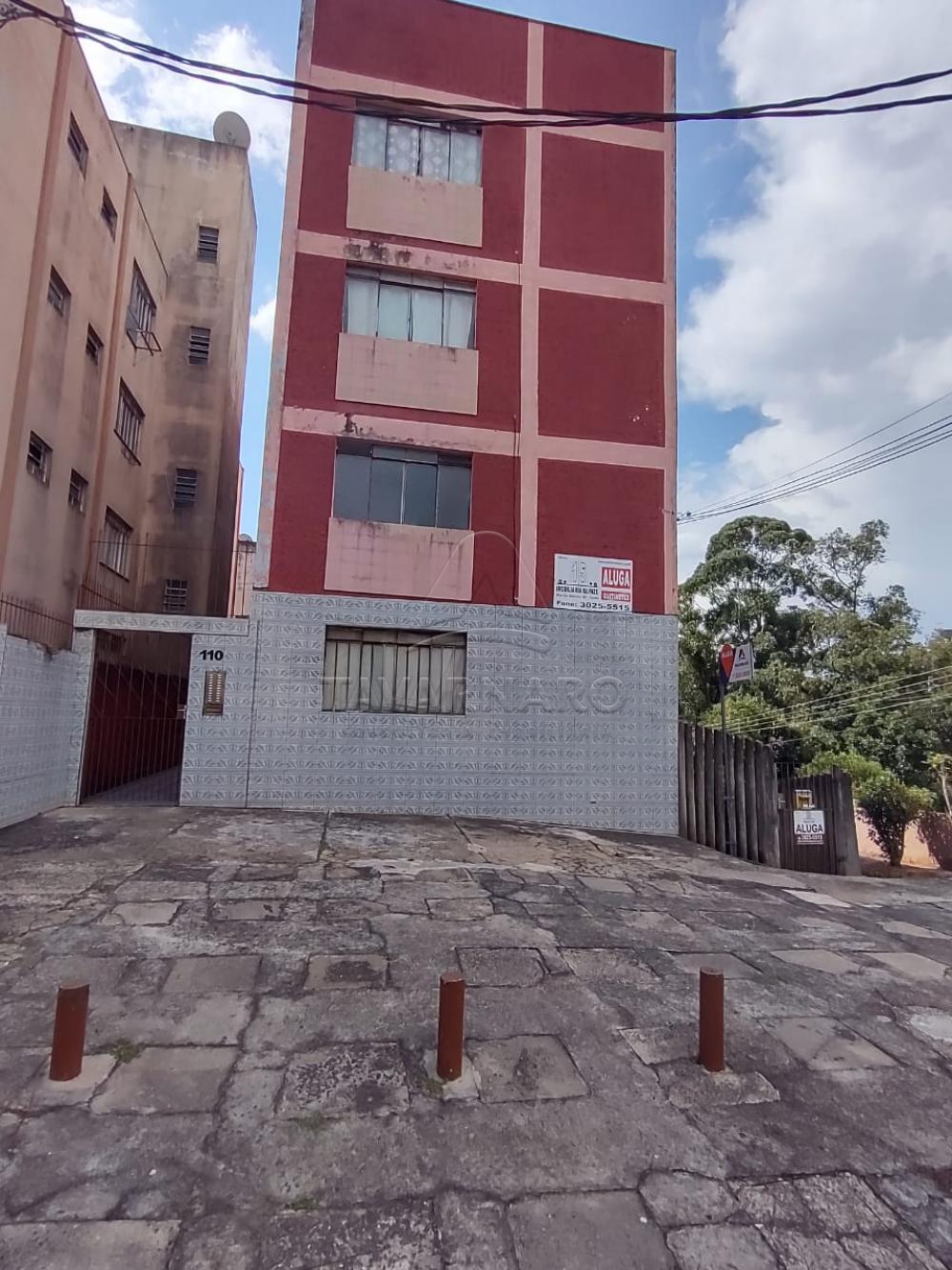 Alugar Apartamento / Kitinete em Ponta Grossa R$ 350,00 - Foto 1