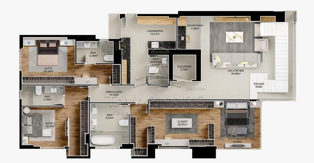Comprar Apartamento / Cobertura em Ponta Grossa R$ 2.750.000,00 - Foto 2