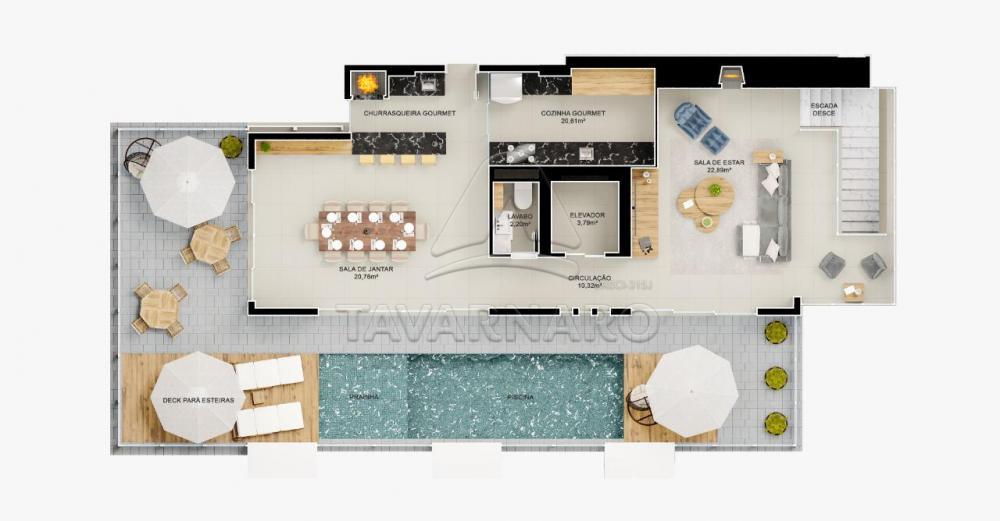 Comprar Apartamento / Cobertura em Ponta Grossa R$ 2.750.000,00 - Foto 3