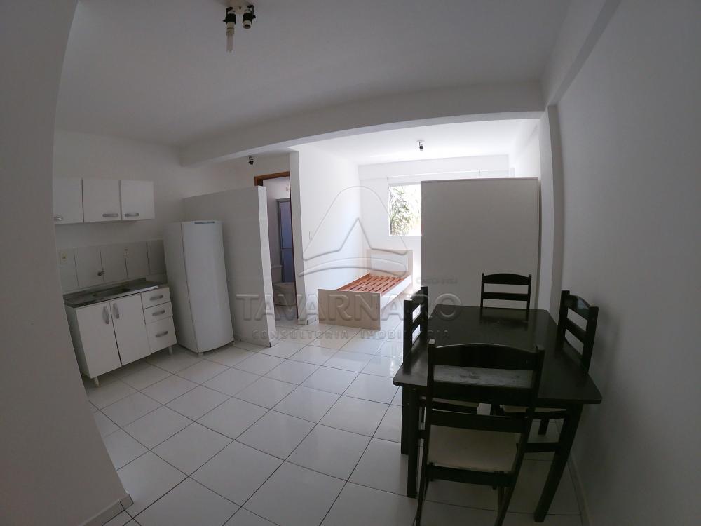 Alugar Apartamento / Kitinete em Ponta Grossa R$ 450,00 - Foto 3