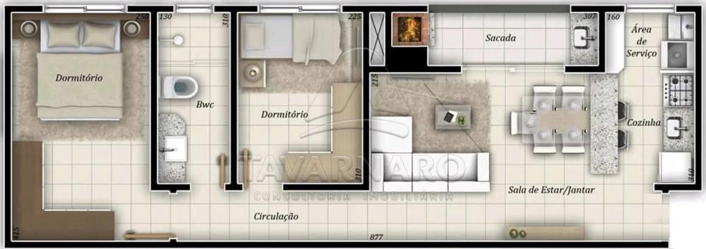 Comprar Apartamento / Padrão em Ponta Grossa R$ 190.000,00 - Foto 4