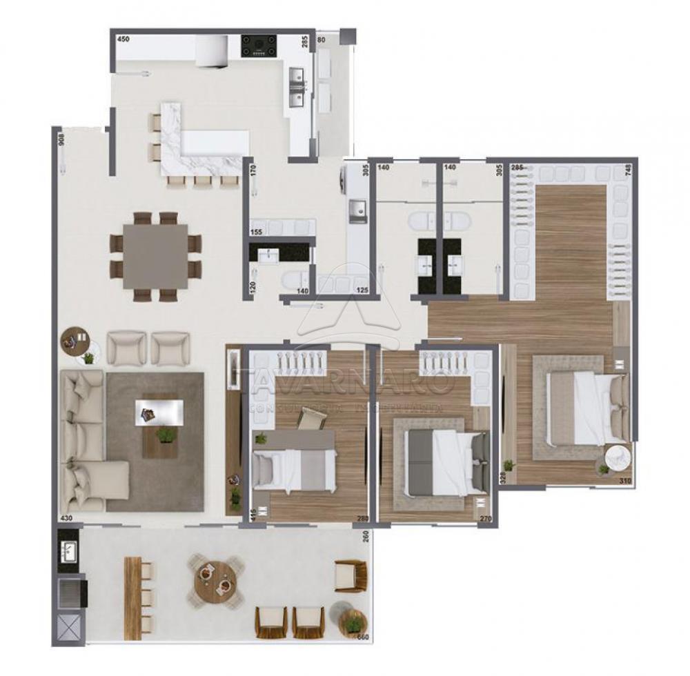 Comprar Apartamento / Duplex em Ponta Grossa - Foto 6
