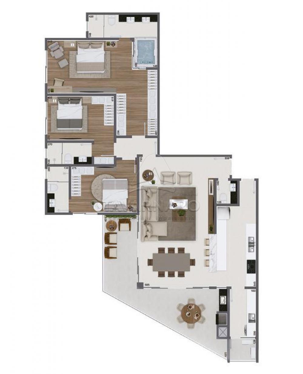 Comprar Apartamento / Duplex em Ponta Grossa apenas R$ 1.245.000,00 - Foto 7