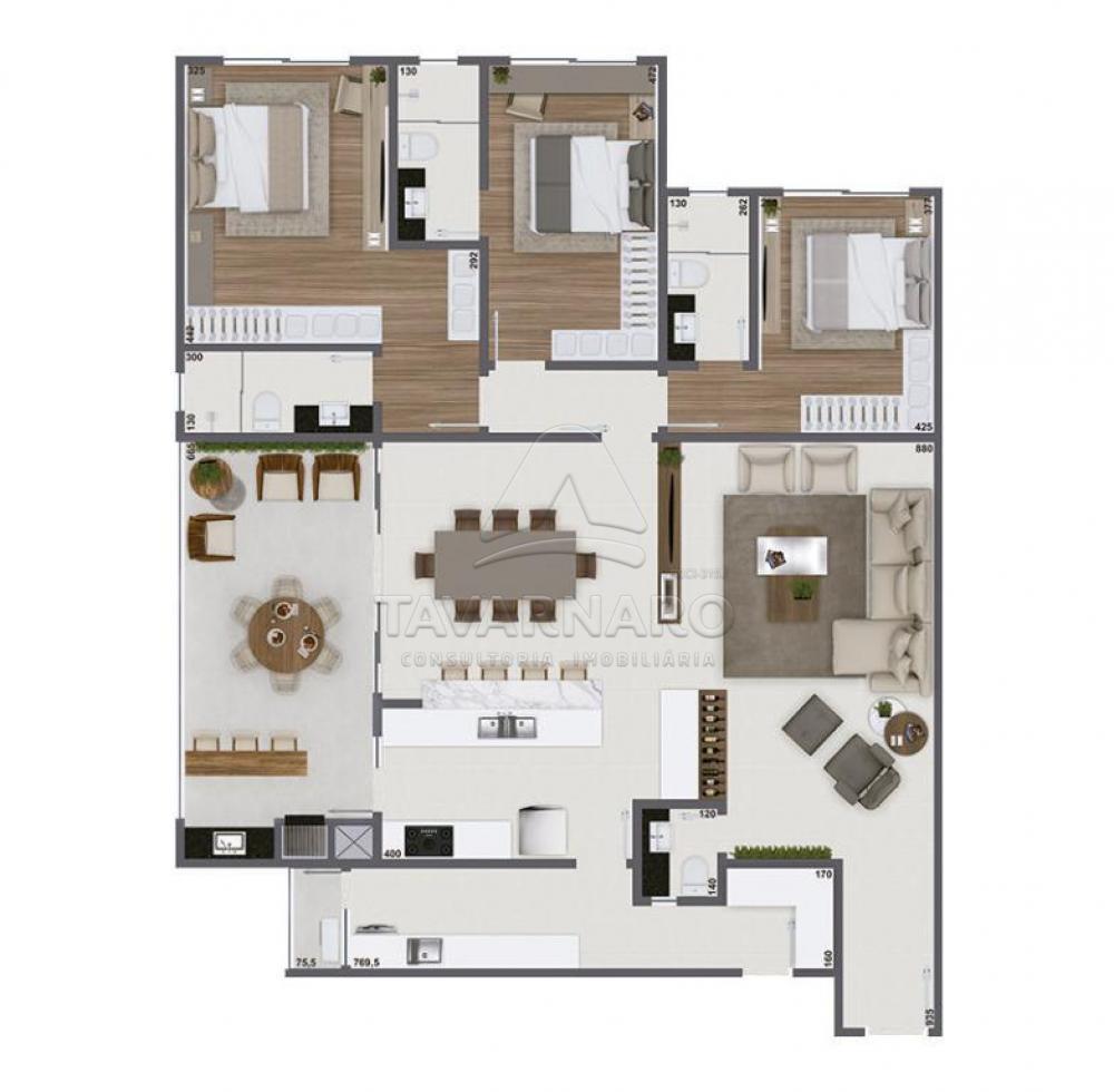 Comprar Apartamento / Duplex em Ponta Grossa - Foto 9