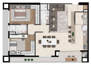 Comprar Apartamento / Padrão em Ponta Grossa R$ 359.245,78 - Foto 6