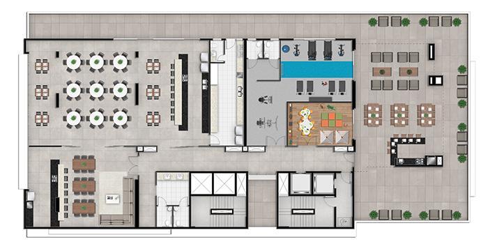 Comprar Apartamento / Padrão em Ponta Grossa R$ 359.245,78 - Foto 7