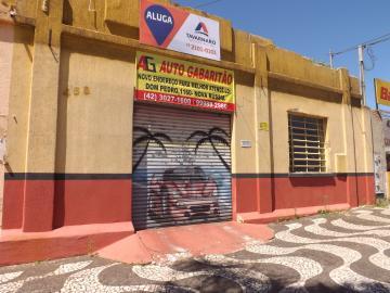 Alugar Comercial / Loja em Ponta Grossa.