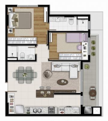 Comprar Apartamento / Padrão em Ponta Grossa R$ 425.000,00 - Foto 3