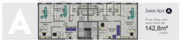 Alugar Comercial / Sala Condomínio em Ponta Grossa. apenas R$ 393.268,37