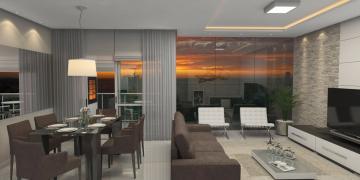 Ponta Grossa Uvaranas Apartamento Venda R$530.000,00 Condominio R$450,00 3 Dormitorios 2 Vagas Area construida 181.31m2
