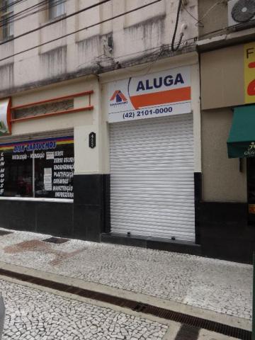 Alugar Comercial / Loja em Ponta Grossa. apenas R$ 3.000,00