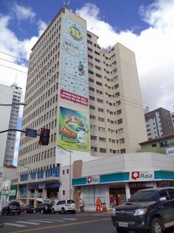 Ponta Grossa Centro Apartamento Locacao R$ 950,00 Condominio R$600,00 3 Dormitorios