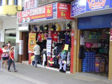 Ponta Grossa Centro Comercial Locacao R$ 15.000,00 Area construida 249.00m2