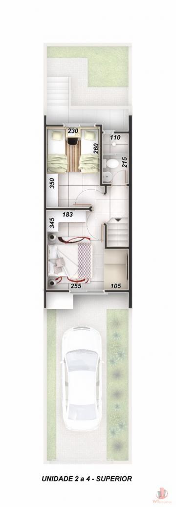 Alugar Casa / Condomínio em Ponta Grossa. apenas R$ 170.000,00