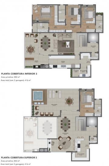 Apartamento / Duplex em Ponta Grossa , Comprar por R$1.283.000,00