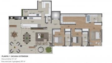 Apartamento / Padrão em Ponta Grossa , Comprar por R$927.000,00