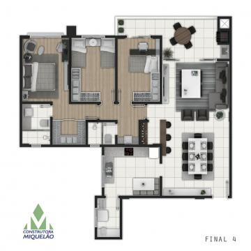 Apartamento / Padrão em Ponta Grossa , Comprar por R$677.000,00