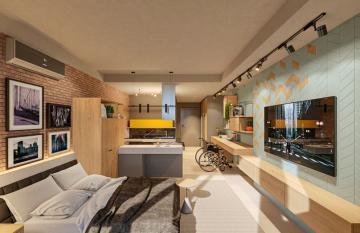Alugar Apartamento / Studio em Florianópolis. apenas R$ 399.737,86