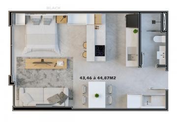 Comprar Apartamento / Studio em Florianópolis R$ 611.550,79 - Foto 3