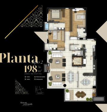 Alugar Apartamento / Padrão em Ponta Grossa. apenas R$ 1.390.000,00