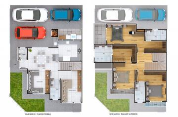 Casa / Condomínio em Ponta Grossa , Comprar por R$550.000,00