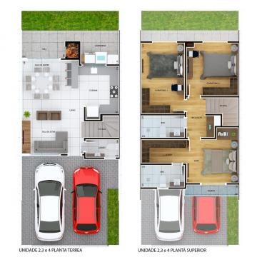Casa / Condomínio em Ponta Grossa , Comprar por R$350.000,00