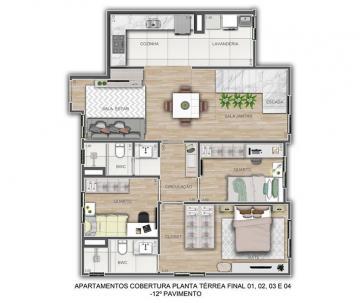 Apartamento / Cobertura em Ponta Grossa , Comprar por R$812.943,06
