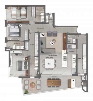 Comprar Apartamento / Padrão em Florianópolis R$ 1.835.107,42 - Foto 4