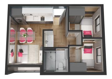 Alugar Apartamento / Padrão em Curitiba. apenas R$ 334.114,16