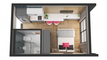 Alugar Apartamento / Studio em Curitiba. apenas R$ 172.136,36