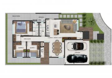 Casa / Condomínio em Ponta Grossa , Comprar por R$440.000,00