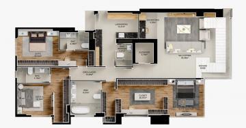 Comprar Apartamento / Cobertura em Ponta Grossa R$ 1.590.000,00 - Foto 2
